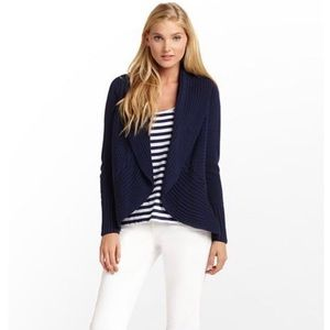 Lilly Pulitzer Sierra Mixed Stitched Cardigan